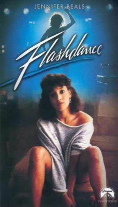 Jennifer Beals/Flashdance single handedly launched a whole new fashion trend. my personal fav. movie!