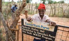 Samaritan's Purse Clean Water Program--Water, Sanitation & Hygiene
