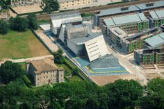 Renzo Piano, Le Albere: il nuovo quartiere green di Trento.