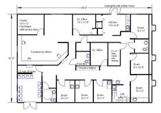 81 Best Office Floor Plan Images Office Floor Plan