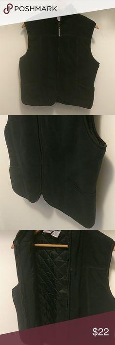 ▶ Ladies Foot Locker Black Vest Sz M/L ◀ ▶ Ladies Foot Locker Black Vest Sz M/L ◀ Ladies Foot Locker Jackets & Coats Vests