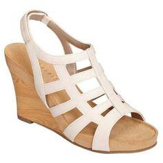 Women's Aerosoles Mint Plush Wedge Sandal