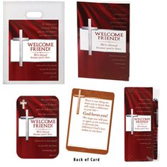 10 church visitor gift ideas some of these create a wow factor that christian church visitors welcome gift set cta inc altavistaventures Images