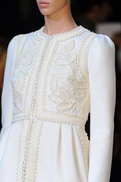 Moroccan inspiration. Haute couture