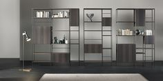 Outline by Acerbis | Shelving modules