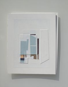 jessica bell #collage minimalism, color, depth