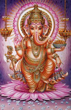 Ganesha - removedor de obstáculos                                                                                                                                                                                 Más