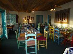 Circle Z Ranch: Dining room
