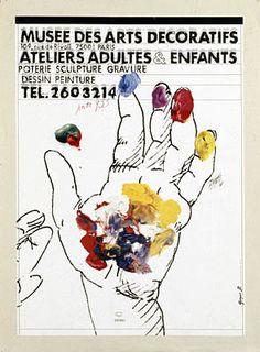 Grapus Collective Pierre Bernard, Paris Atelier, Polish Posters, Design Art, Graphic Design, Animation, Sculpture, Typography Prints, Gravure