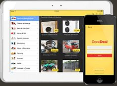 DoneDeal app