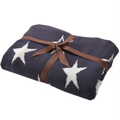 60.00$  Buy now - http://aliwjg.worldwells.pw/go.php?t=32380057992 - Luxury 120*180cm black white star 100% knit cotton baby blanket summer&spring&autumn on sofa/duvet bed set Towelling coverlet 60.00$