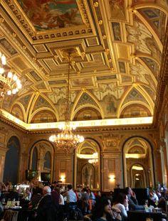 Book Cafe Budapest - https://www.facebook.com/pages/Book-Caf%C3%A9-Lotz-terem-Lotz-Hall-Budapest/147821158586990