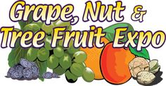 The Annual Grape, Raisin and Nut Expo returns to the Fresno Fairgrounds Tues, 11/14/17!  #AgExpo #CentralValley
