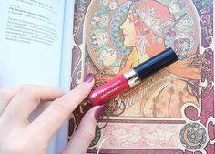 KireiKana: Блиск-бальзам Yves Rocher Rouge Vertige Marsala lip gloss