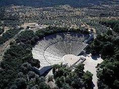 Epidauro, Grecia