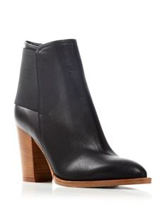 Vince Ellen High Heel Booties - 100% Bloomingdale's Exclusive | Bloomingdale's