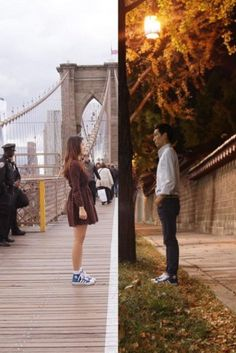 This Couples Half And Half Photo Series Captures The Reality Of Long Distance Relationships