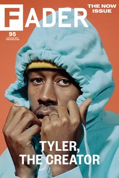 "Tyler, The Creator / The FADER Issue 95 Cover 20"" x 30"" Poster"