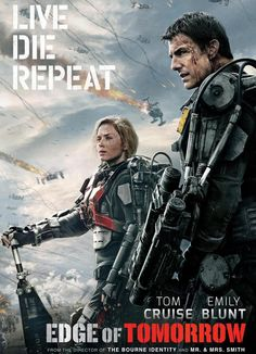 Edge of Tomorrow Blu Ray Review