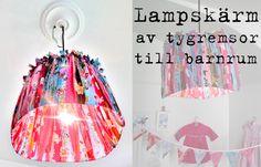 Miss Stenmark Monet: Lampa till ett barnrum
