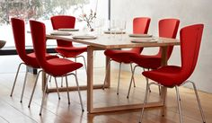 Variér date eetkamer stoelen