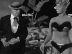 R & B - Sugar Pie De Santo - In The Basement - Cadet 1966... Fabulous and dig the dancing!!!