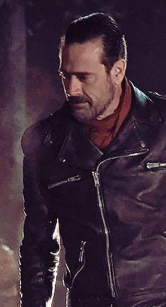 The Walking Dead Season 6 Episode 16 'Last Day On Earth' Negan