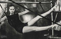 physical: mirte maas by sebastian kim for numéro #143 may 2013