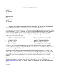 26 internship cover letter examples cover letters cover letter template internship