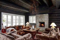 SOLSIDEN - Eksklusiv hytte med flott beliggenhet. En praktfull