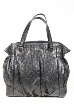 1c63d9f74e Gucci Handbags Large Black Guccissima Leather 257290 Cute Handbags