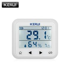 KR-TD32 Wireless LED Display Adjustable Temperature and Humidity Sensor