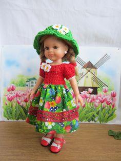 396Кринолин своими руками для куклы