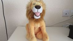 DISNEY LION KING  SOFT PLUSH TOY 11 IN TALL #Disney