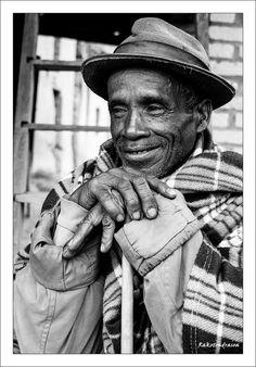 The old Betsileo man by Nintsy Rakotondrasoa on 500px