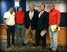El Club de Futbol Monterrey #Rayados  une al reto del proyecto para proteger el medio ambiente en la organización de la 4a Carrera Green Race del próximo 12 de agosto en el Parque Fundidora a partir de las 7:30 horas. #ESR    http://www.rayados.com/articulo/1261664