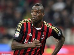 Liverpool castaway Balotelli is on a season-long loan at AC Milan where has only played fo...