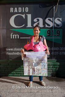 El Delantal de la Mujer Sumisa : 1er Acción Urbana El Delantal de la Mujer Sumisa -...