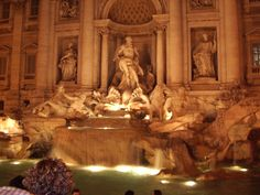 Rome Fontaine de Trevi