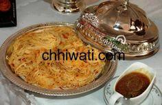 تحضير رزة القاضي باليد بلا ماكينة بالصور | chhiwati.com