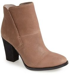 Vince Camuto 'Ristin' Leather Bootie (Women) on shopstyle.com