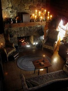 One of the prettiest prim rooms I've seen.  Oh to be there in the quiet.....