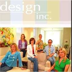 Design Inc With Sarah Richardson Vie Familiale 101 Equipe