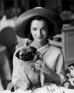 Caroline Lee Bouvier (born 1933), is an American socialite, public relations executive, & interior decorator. She is the younger sister of the late First Lady, Jacqueline Kennedy Onassis. Her 2nd marriage, in 1959, was to the Polish prince Stanisław Albrecht Radziwiłł. In his book Nemesis, author Peter Evans has stated that Radziwill also had a long-standing affair with Greek shipping tycoon Aristotle Onassis, & was privately bitterly disappointed when he married her elder sister.