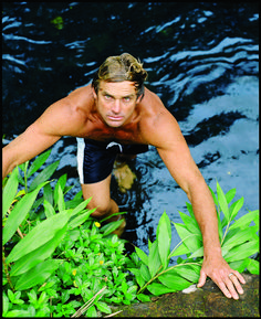 How surfer Laird Hamilton stays ultra-fit at An inside look at his workout and eating strategies. Fit At 40, Big Waves, Workout, Adventure, Lifestyle, Hamilton, Fitness, Eat, Work Outs