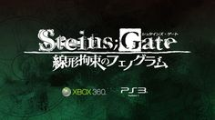 Today a new game in the Steins;Gate franchise was announced by 5pb. and Mages and will be available for purchase in Japan next year on the Xbox 360 and PlayStation 3. The game is being called Steins;Gate: Senkei Kousoku no Phenogram, or in English: Steins;Gate: Phenogram of Linear Restraint.