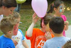 #bambini #divertimento #compleanno #animazione