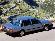 Volvo 740 Turbo '1990–92