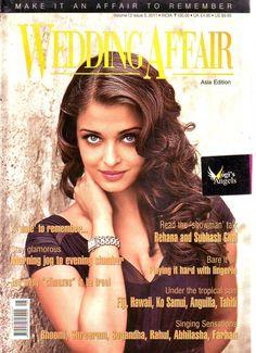 WEDDING AFFAIR VOL. 12 ISSUE 5 2011 MAG AISHWARYA RAI | eBay