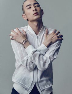 Visual Junkee - model: Sung Jin Park - photographer: Kong Young...